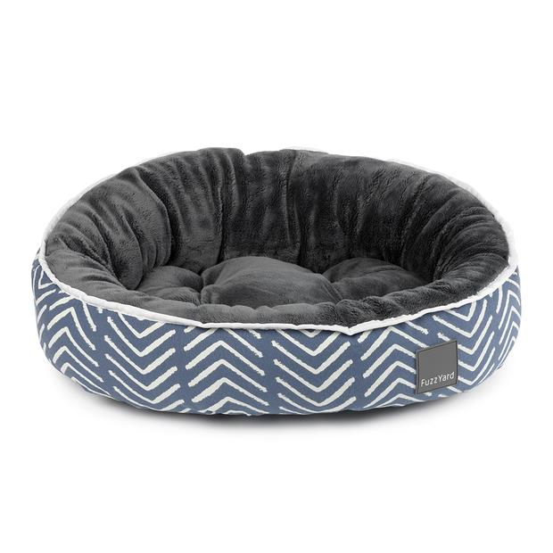 fuzzyard reversible bed sacaton  small | FuzzYard dog | pet supplies| Product Information:...