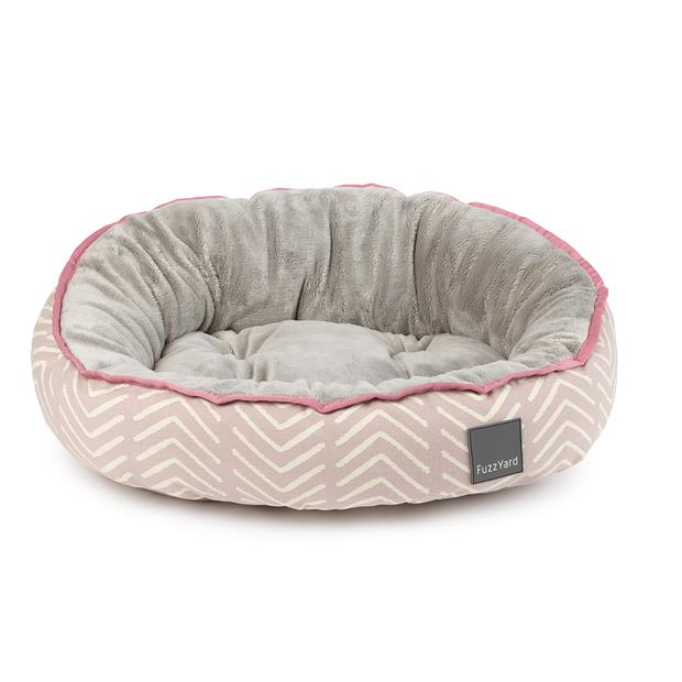 fuzzyard reversible bed maricopa  medium  | FuzzYard dog | pet supplies| Product Information:...