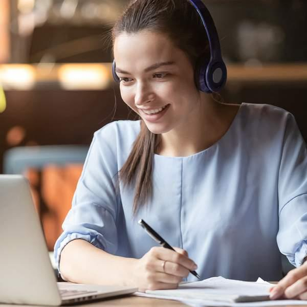 Broaden your horizons and your mind by learning a new language in your free time! This exciting online...