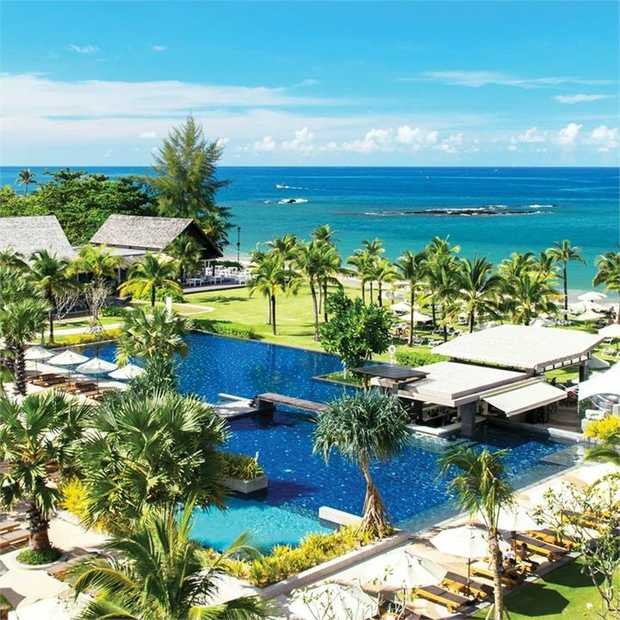 Experience a stunning beachfront escape in Khao Lak at the highly acclaimed The Sands by Katathani, an...
