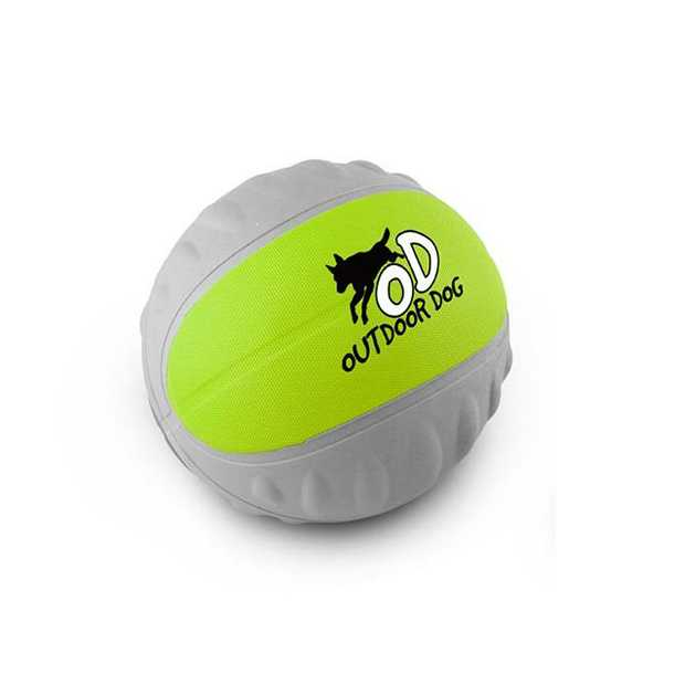 afp outdoor dog durafoam mini ball green  each | All For Paws dog toy&accessories; | pet supplies|...
