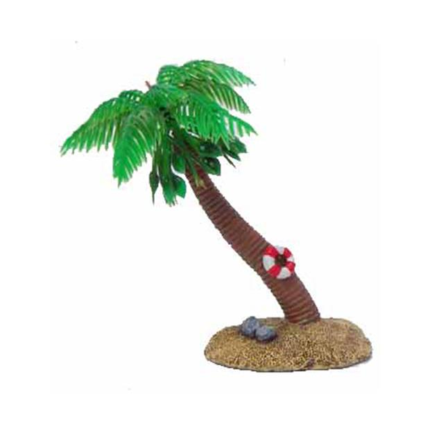 aquatopia hermit crab swaying palm tree  each | Aquatopia | pet supplies| Product Information:...