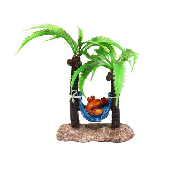 aquatopia hermit crab in hammock  each | Aquatopia | pet supplies| Product Information:...