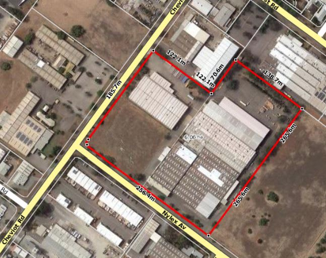 Salisbury South, Corner Cheviot Road, Nylex Ave
