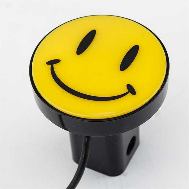 LIGHT UP SMILEY TOWBAR / HITCH COVERPRODUCT BRAND NEW IN PACKAGING.Towbar Hitch Covers are designed to...