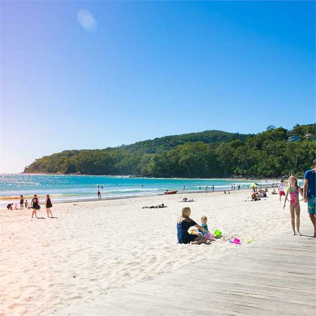 Embrace the laid-back lifestyle of one of Australia's favourite escape destinations staying at Ocean...