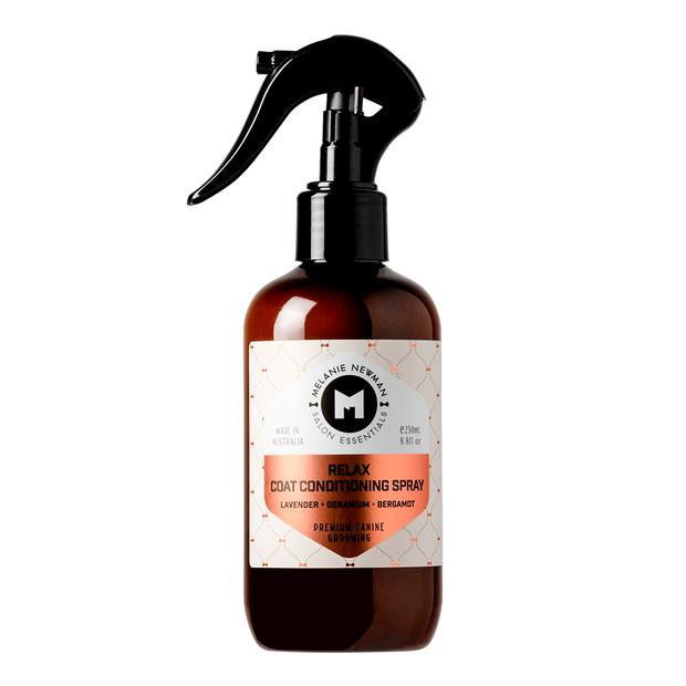 melanie newman salon essentials relax dog coat conditioning spray  250ml | Melanie Newman Salon...
