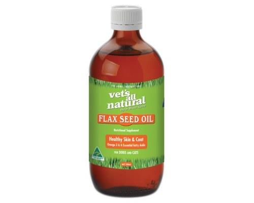 The Vets All Natural Flax Seed Oil is a healthy nutritional supplement for your beloved pet. Suitable...