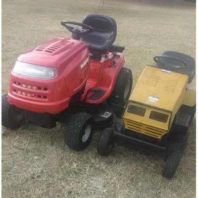 RIDE-ONS