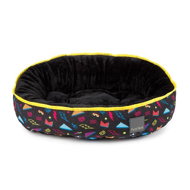 fuzzyard reversible bed bel air  small | FuzzYard dog | pet supplies| Product Information:...