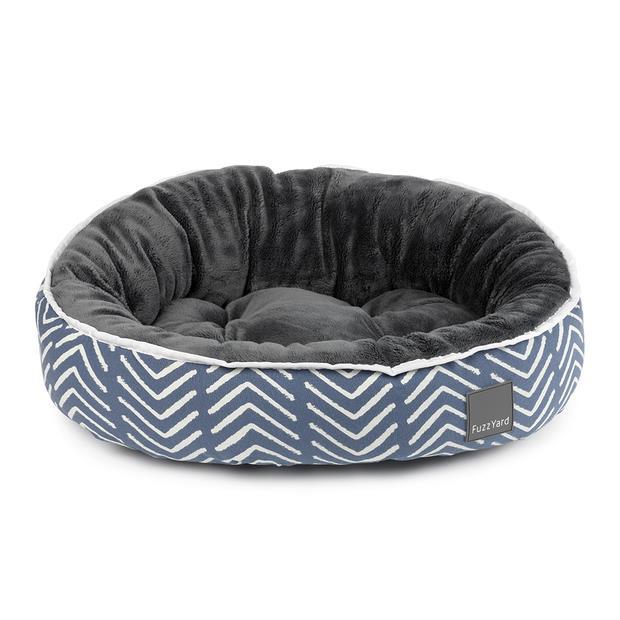 fuzzyard reversible bed sacaton  small | FuzzYard dog | pet supplies| Product Information:...