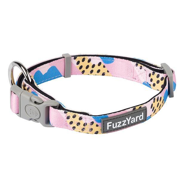 fuzzyard jiggy dog collar  small | FuzzYard dog | pet supplies| Product Information:...