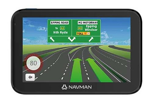 Free Maps Included Speed Limit Alerts FREE Live Traffic Updates Bluetooth® Handsfree Trip Select Trip...