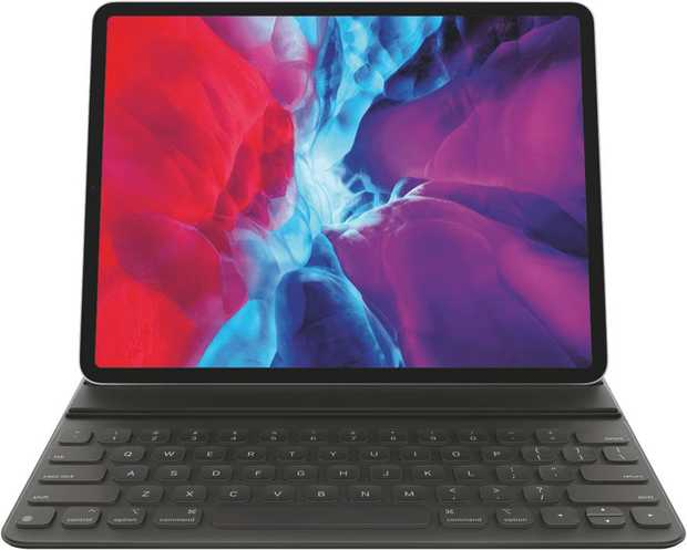 * Compatible with 12.9-inch iPad Pro 2020* Full-sized keyboard that's fully portable* Folds to create a...