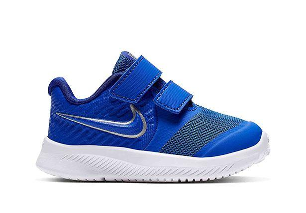 An extremely comfortable and lightweight running shoe, the Nike Star Runner 2 offers breathable...
