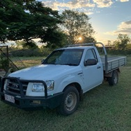 2008 Ford Ranger Utility