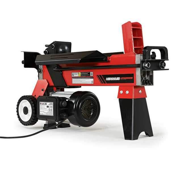 The NEW Baumr-AG Hercules Series HPS2000E 6 Tonne Log Splitter gives you the power previously only...