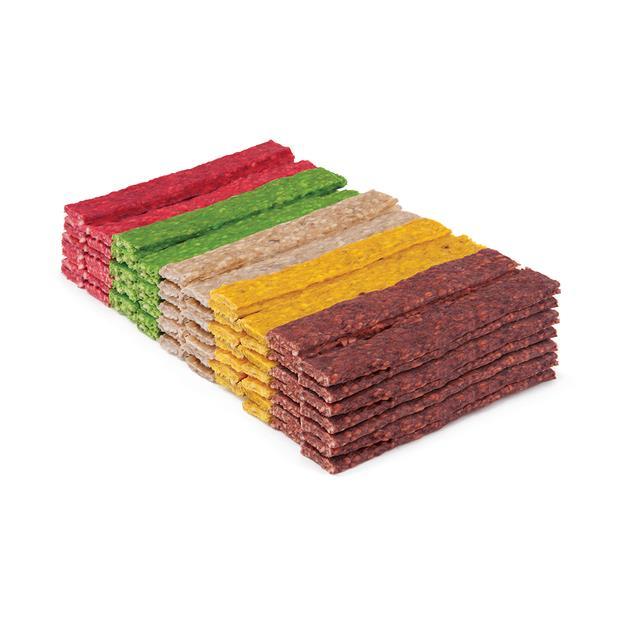 kazoo rawhide dog treat flat strip  75 pack | Kazoo dog treat&&litter; | pet supplies| Product...
