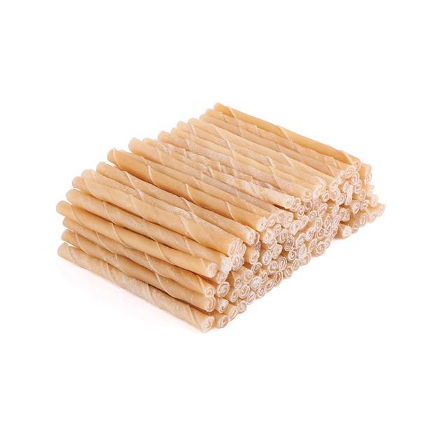 kazoo rawhide dog treat twisted stick  100 pack | Kazoo dog treat&&litter; | pet supplies| Product...