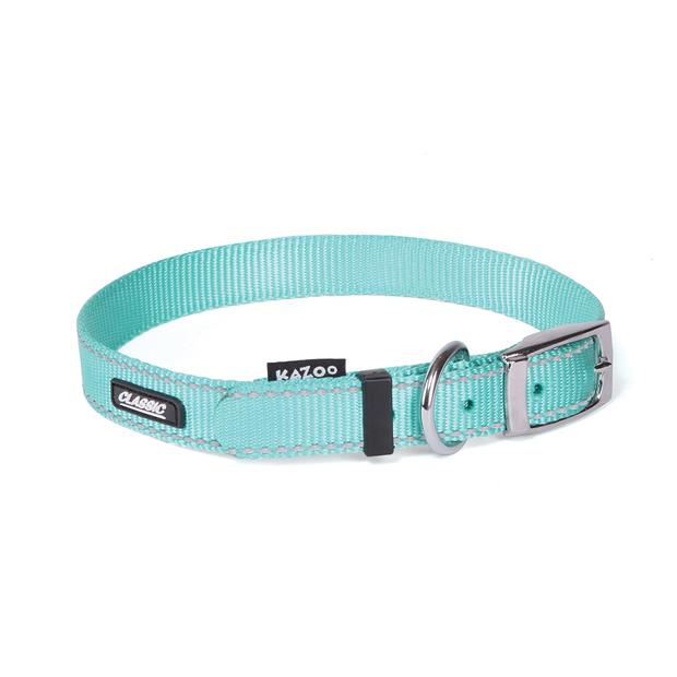 kazoo collar classic mint  medium | Kazoo dog | pet supplies| Product Information:...
