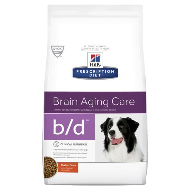 hills prescription diet b/d brain aging care dry dog food  7.98kg | Hills Prescription Diet dog food |...