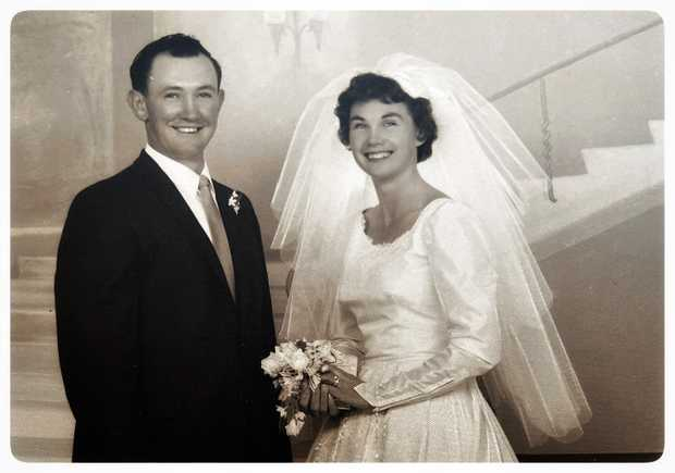 John and Maxine McDonald 11 June 1960 Celebrating 60 Years of Marriage and Memories Happy Anniversary...