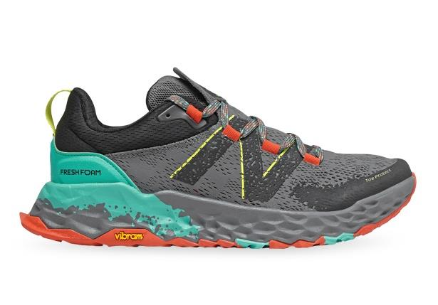The Fresh Foam Hierro v5 is designed to take you further than before with this all-terrain traction...