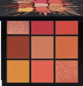 HudaBeauty Coral Eyeshadow Palette - Brand new, never opened or use. Legitimate product, NOT...
