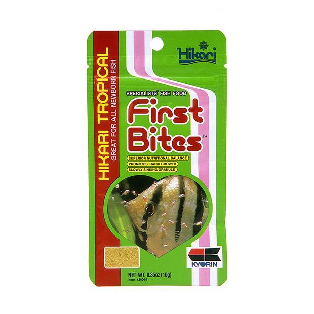 hikari first bites  10g | Hikari food | pet supplies| Product Information: hikari-first-bites