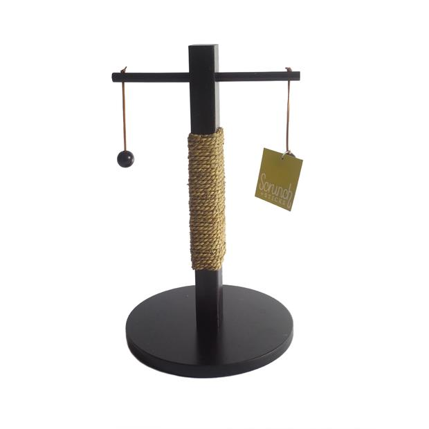 scrunch and sticks cat scratch post toy  each | Scrunch and Sticks cat | pet supplies| Product...