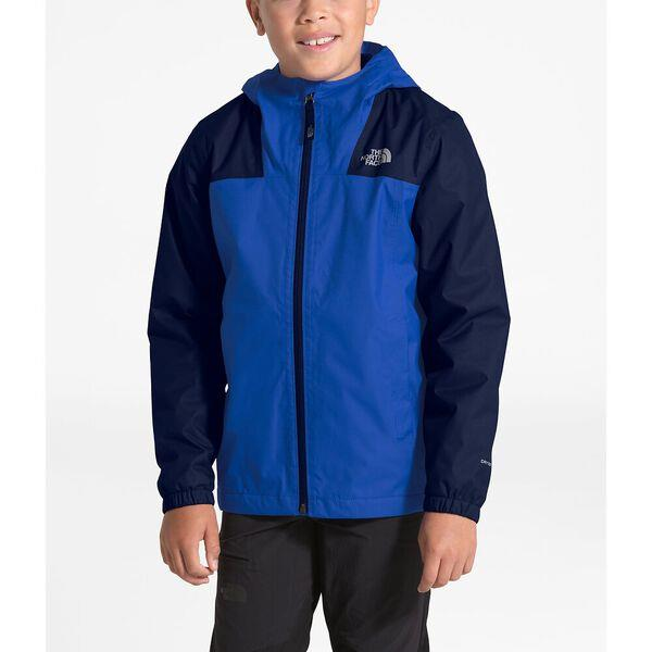 Keep him protected on the trail with this street-inspired jacket, which blends waterproofness and...