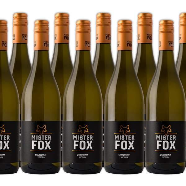 If you like a Chardonnay that weighs on the palate, you can't go past today's offer for a dozen bottles...