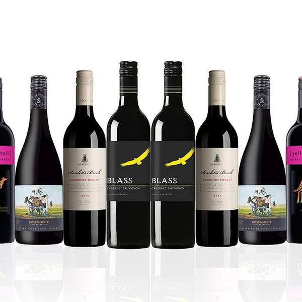 If you love your Aussie reds (and let's face it - who doesn't?) then this mixed dozen is for you!