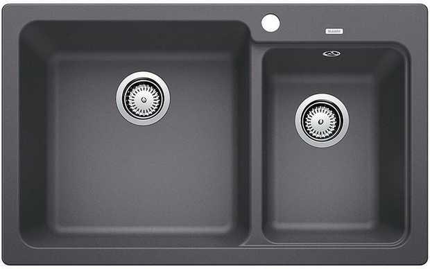 HYGIENE+PLUS SILGRANIT™ PuraDur™ Engineered in Germany Durability Maximum bowl size Designer wastes...