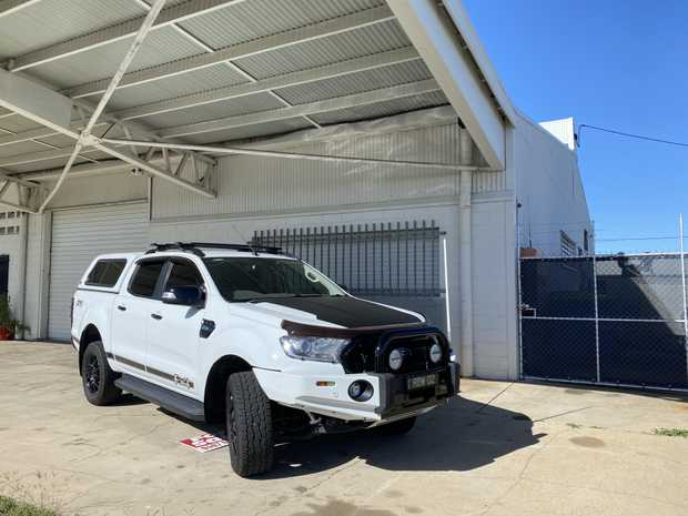 Ford Ranger duel cab FX4 2018    43000 KM  Immaculate condition  Bull...