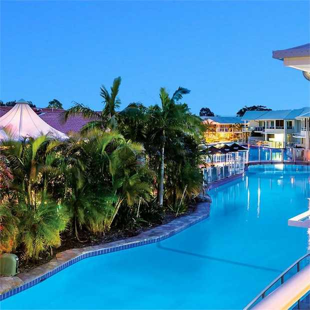 Discover New South Wales' most idyllic spot, Port Stephens, staying at Oaks Port Stephens Pacific Blue...