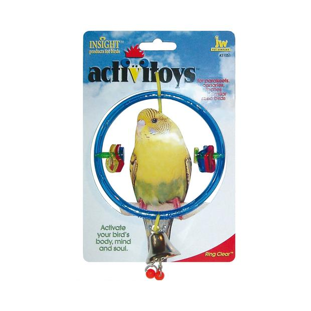 jw insight ring clear  each | JW Insight toy&accessories; | pet supplies| Product Information:...