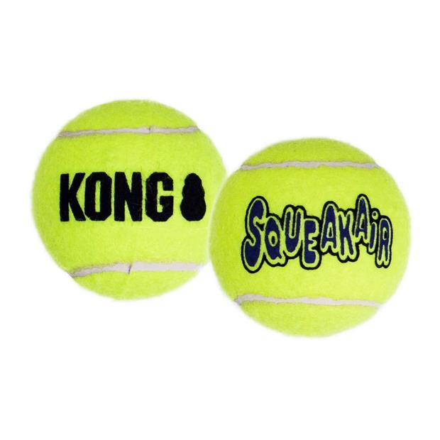 kong airdog squeaker balls  medium (single)   Kong dog toy&accessories;   pet supplies  Product...
