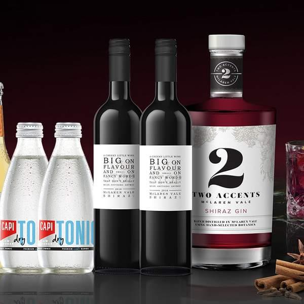 Why make a trip to the bottle shop when you can get an assortment of boutique liquor delivered right to...