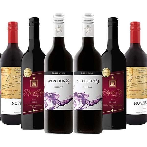 Don't be stuck for a bottle of lovely Shiraz the next time you're entertaining - be prepared by...