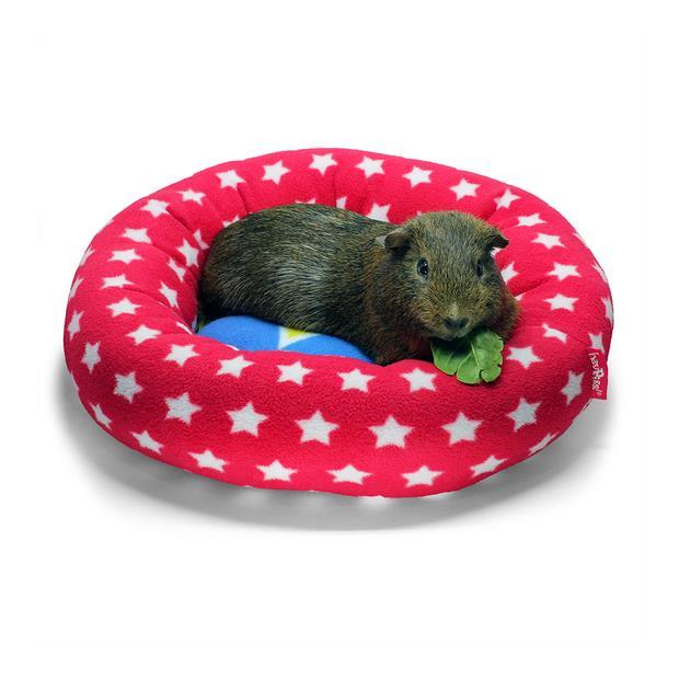 haypigs fleece bed piggy crash mat  each | HayPigs | pet supplies| Product Information:...