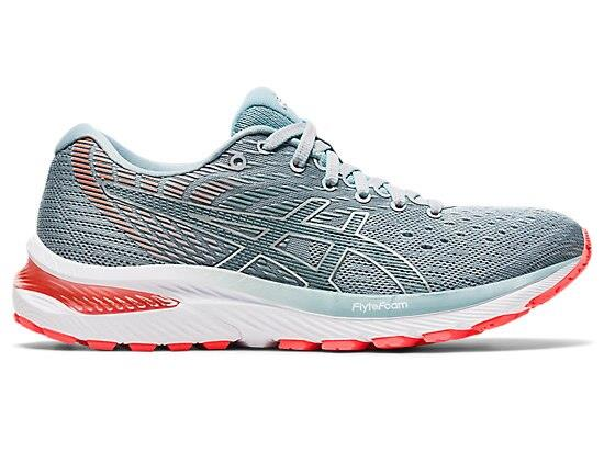 The GEL-CUMULUS 22 (D WIDE) running shoe is a recommended choice for neutral runners who want a soft...