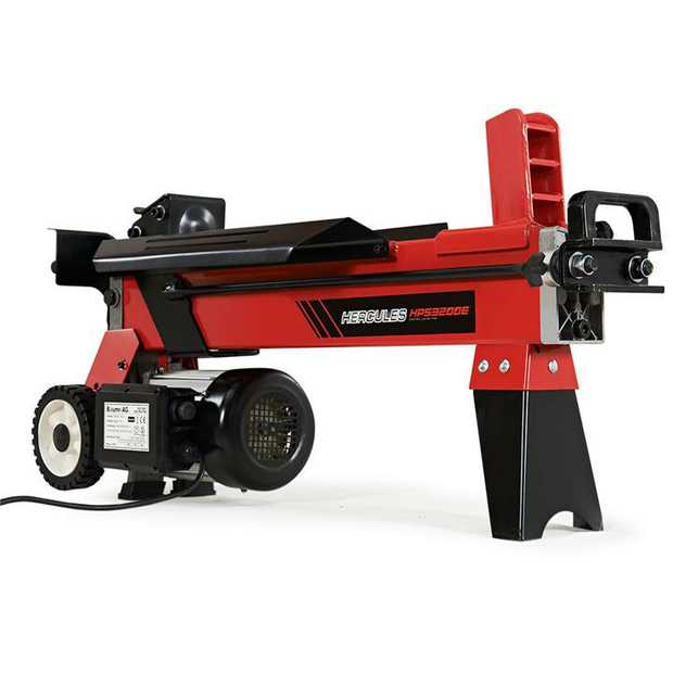 The NEW Baumr-AG Hercules Series HPS3200E 9 Tonne Log Splitter gives you the power previously only...