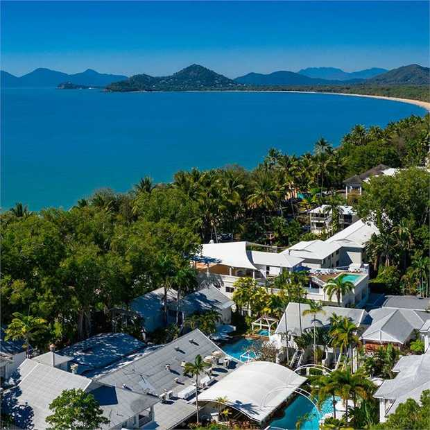 Treat yourself to a slice of tropical paradise at The Reef House Palm Cove – MGallery by Sofitel...