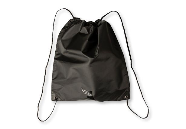 Our drawstring bag are tough and reliable. They feature a large main compartment with rope drawstring...