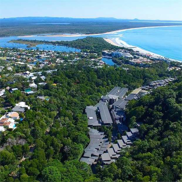 You don't need to travel far to reach a tropical paradise. Just a 30-minute drive from Sunshine Coast...