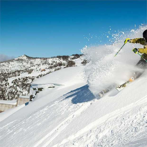 Enjoy an Australian alpine escape among snow-covered Thredbo village with a AAA five-star rated stay in...
