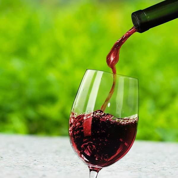 Toast to today's winning offer for a case of freshly bottled McLaren Vale Cabernet cleanskins...