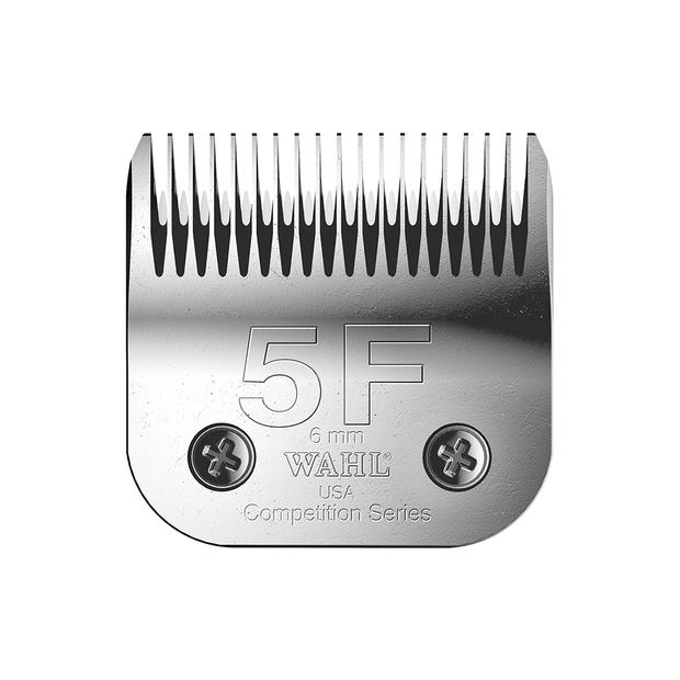 wahl pet clipper blade set 5f 6mm  each | Wahl cat dog | pet supplies| Product Information:...