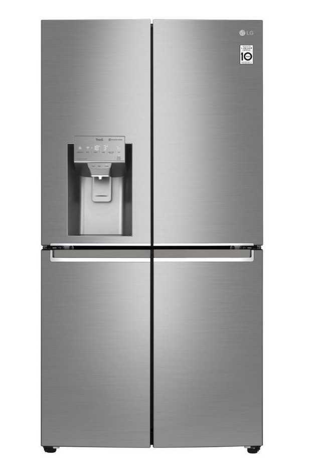 391L/302L Fridge/Freezer Capacity 13L Icemaker Capacity Slim In-Door Icemaker Smart Organisation...
